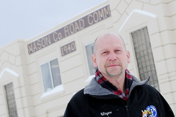 Wayne_Schoonover_mason_county_road_commission