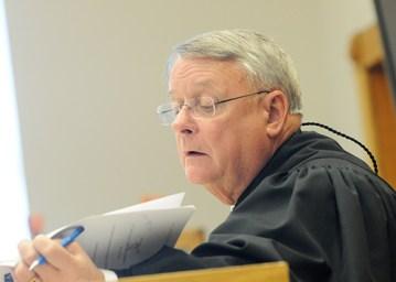 Judge Pete Wadel