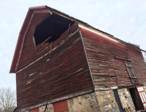 Barn at the corner of PM Hwy and Meisenheimer Rd.