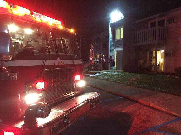 ludington fire department
