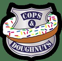 cops doughnuts logo