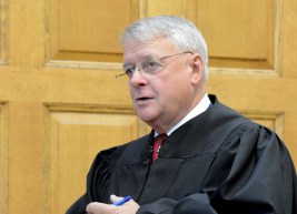 Judge Peter Wadel