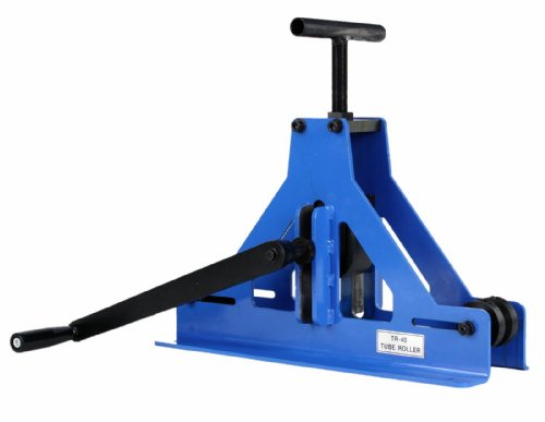 Manual Square Tube Pipe Roller Bender & Fabrication of