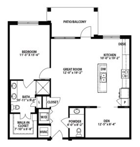 Meadow Floor Plans