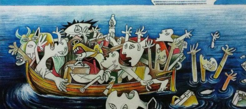 cruzando mediterraneo - savov