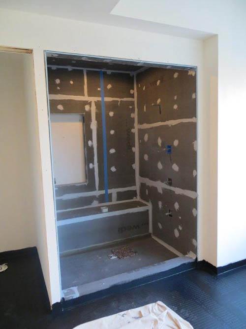 Wedi Shower System Wall Boards  Ceramic Tile Backer Board For Showers