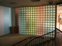 Colored Glass Blocks - Glass Block Walls