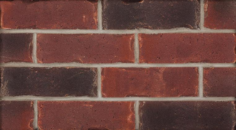Brick  Hanson Brick  Extruded  Textured and Papercut  Wellington
