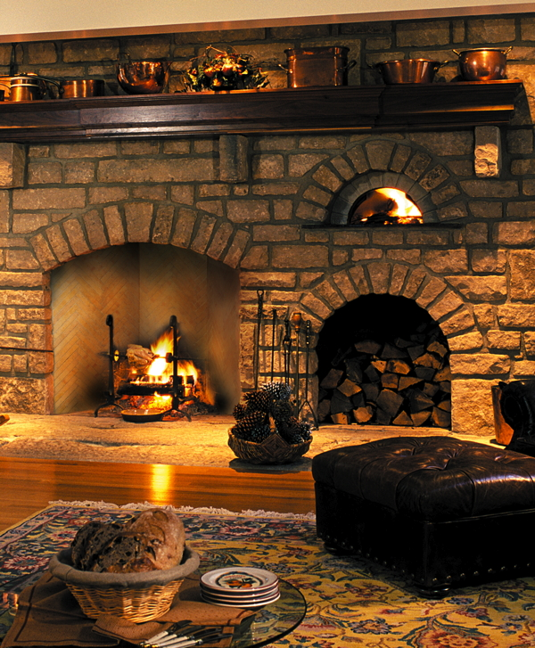 Rumford Fireplaces  Masons Masonry Supply