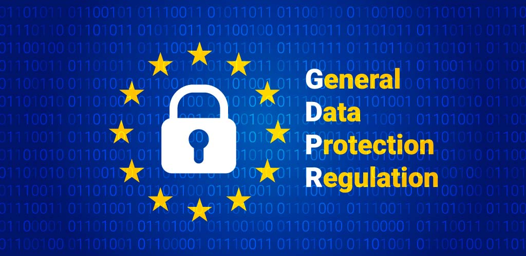 General Data Protection Regulation - 25th May 2018