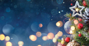 A Christmas Message and Holiday Arrangements