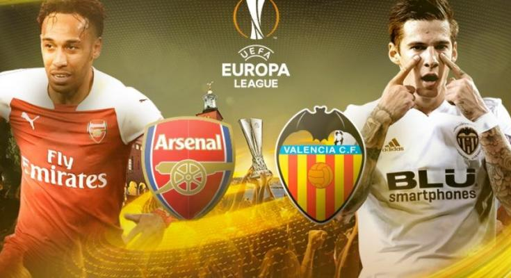 Previa Europa League: Arsenal vs Valencia
