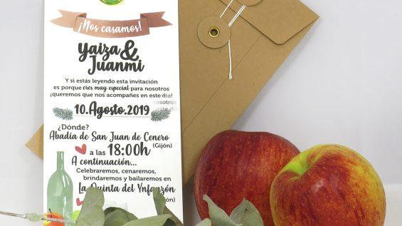 InvitacionManzana