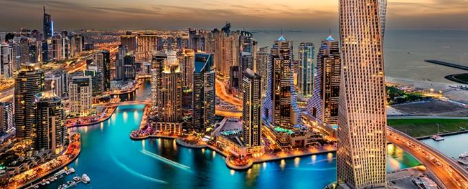 lujo en Dubai