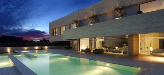 Espectaculares casas de lujo