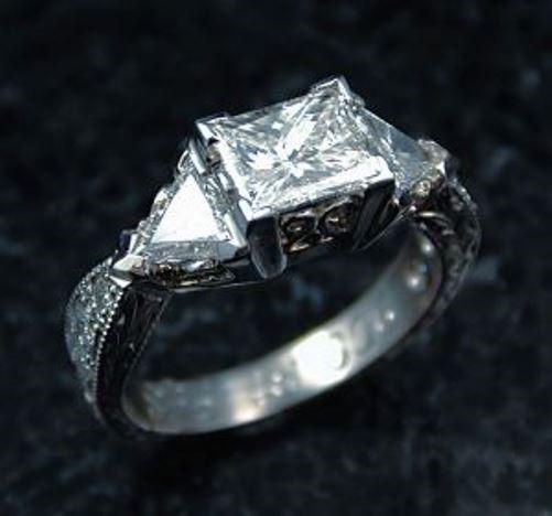 lujosos anillos