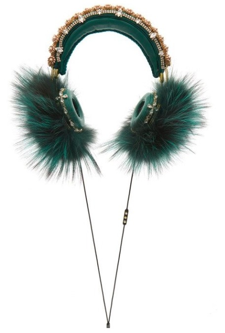 auriculares Dolce gabbana