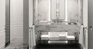 Un hotel de cristal de lujo: Baccarat abre su primer hotel en Nueva York