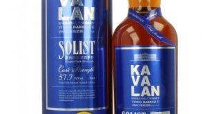 mejor whisky mundo Kavalan solist Vinho Barrique