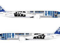 Star wars boeing ANA