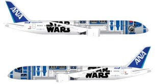 El Boeing de Star Wars