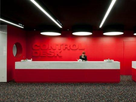 control desk hotel sants barcelo