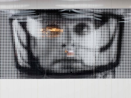 mural astronautas hotel barcelo Sants