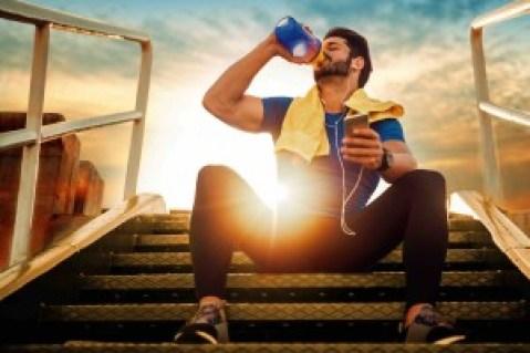Deporte e hidratación van de la mano en verano