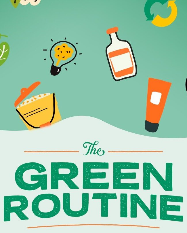 The Green Routine Planeta Huerto sostenible