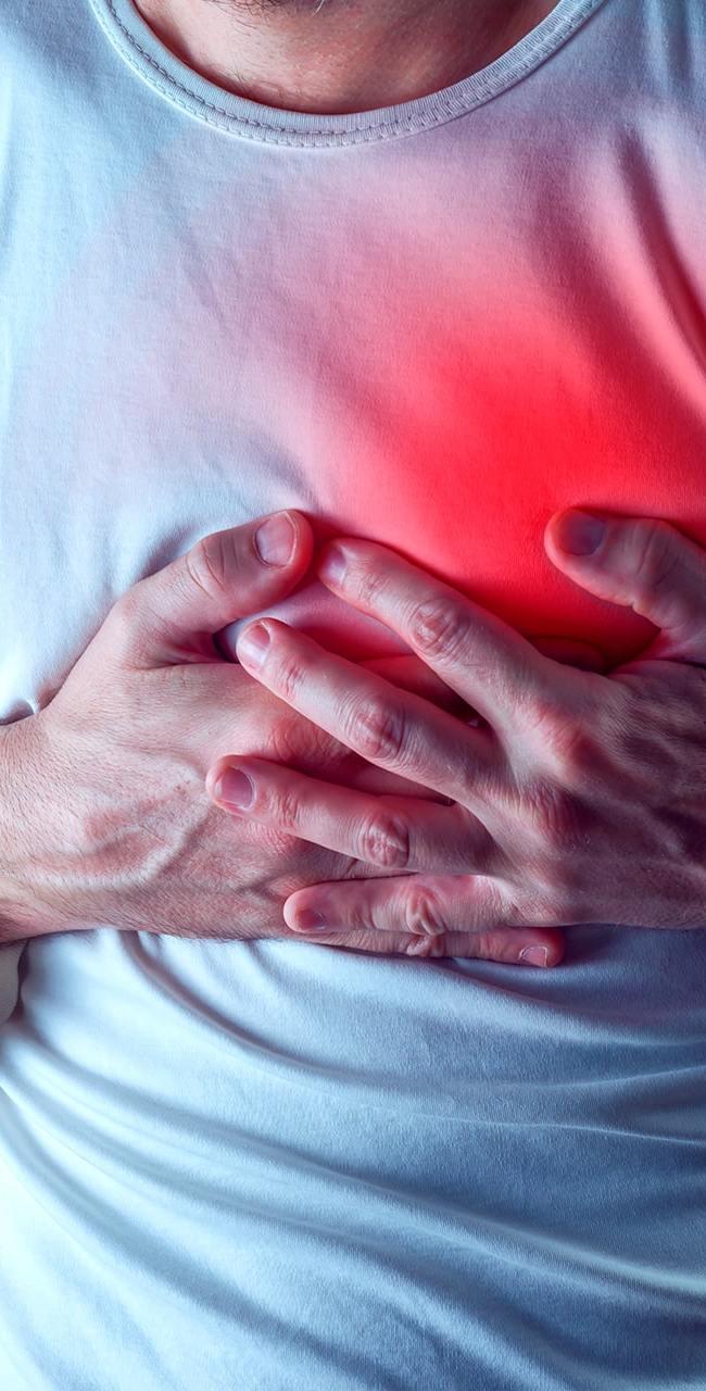 Vitamina D y problemas del corazón