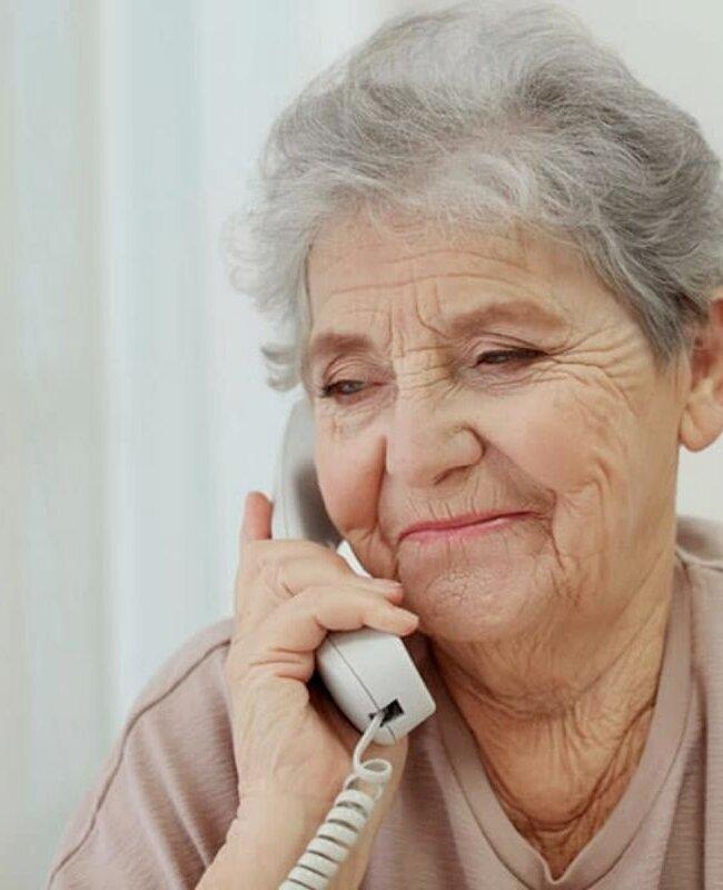 Teleasistencia siempre cuidando a nuestros mayores