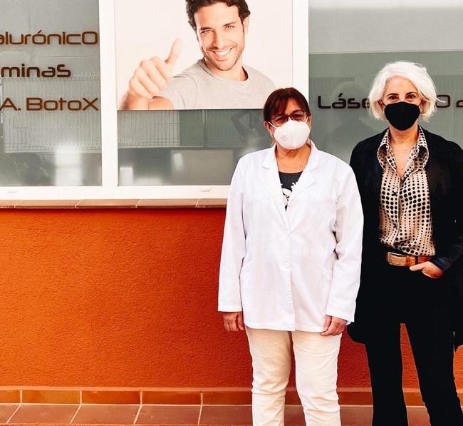 Tratamiento Ozono Policlínica CUME