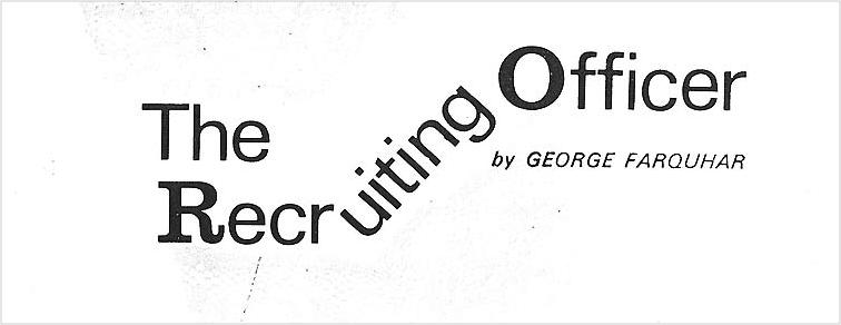 The Recruiting Officer (1965)