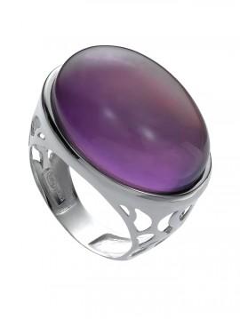 anillo morado 1