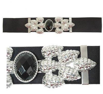 cinturon joya plata