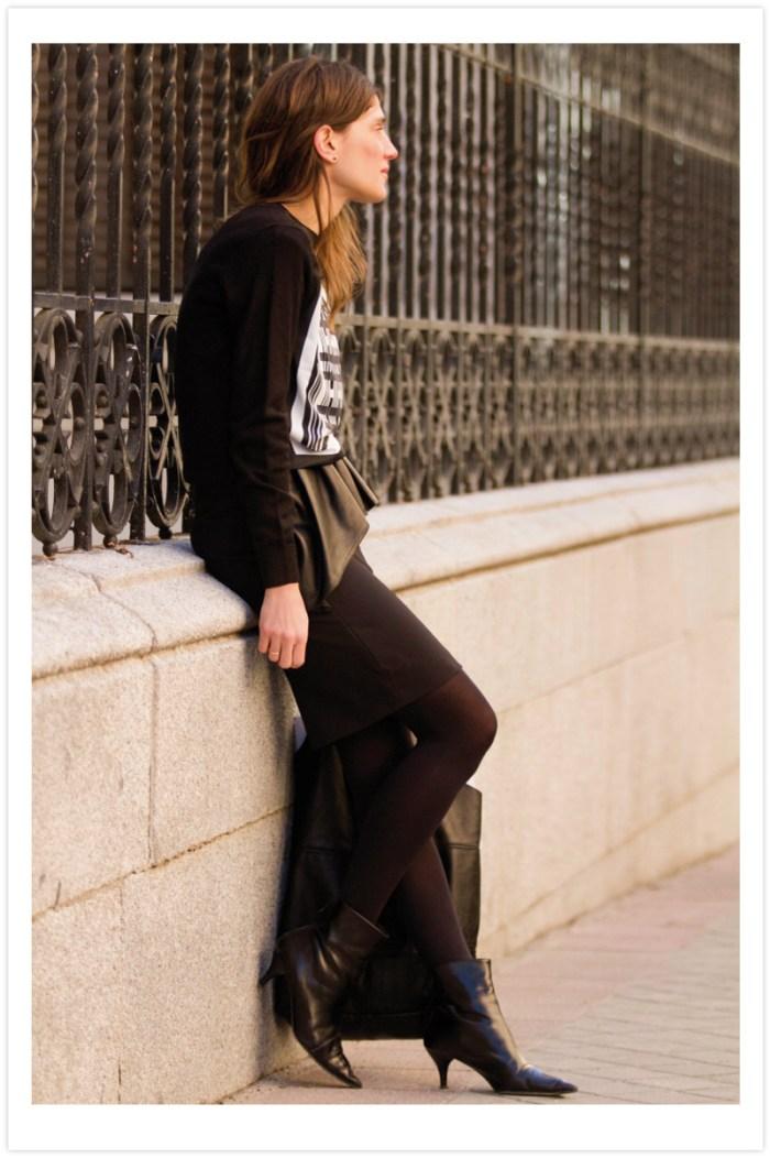 look_falda_lapiz-look_hm