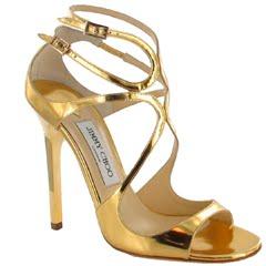 sandalias doradas 2