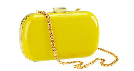 bolsos-de-fiesta-amarillo