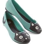 T.U.K. zapatos gatos