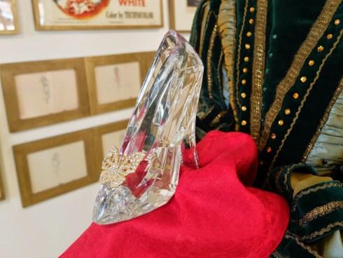 Zapatillas de cristal reales