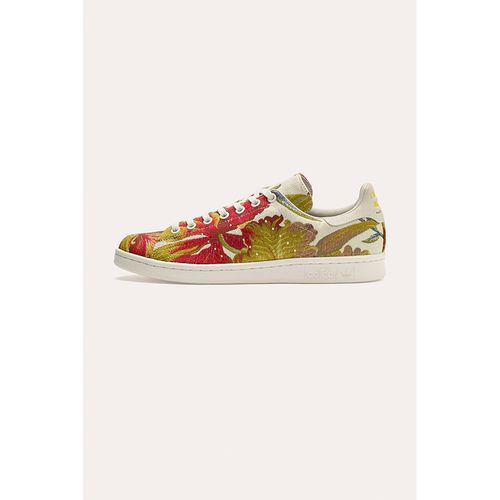 beige stan smith jacquard pharrell williams