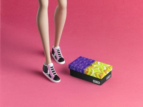 munich zapatillas barbie