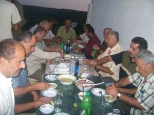 موائد الرحمن في رمضان 2009