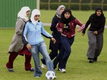 أوليمبياد 2012 بالحجاب