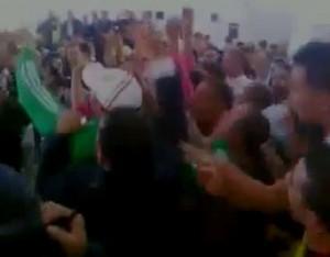 اتحاد العمال و حقوق المصريين في الجزائر بعد احداث مباراة مصر والجزائر في السودان