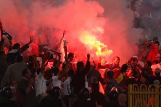 سلطات الجزائر احتجزت بركات اربعة ايام قبل تدخل الرئاسة المصرية
