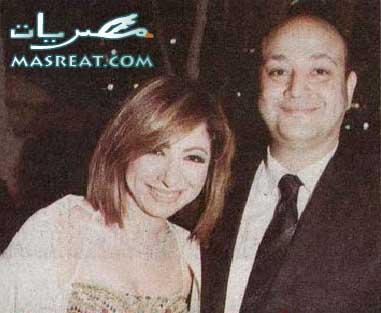 طلاق عمرو اديب و لميس الحديدي كيد حريم