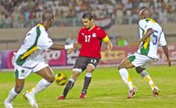 قائمة لاعبي منتخب مصر في مباراة مصر والجزائر واللعيبة مصممين على هزيمة ثعالب الجزائر
