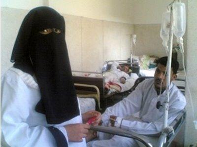 علي جمعة مفتي مصر : نقاب الممرضات يفقد المريض الاطمئنان والثقة فيمن يعالجه