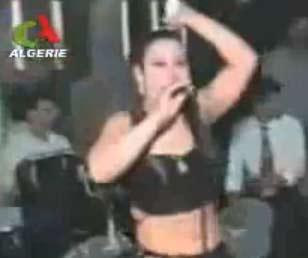 رقص جزائري ساخن | رقص جزائرية على موسيقى الراي | فيديو